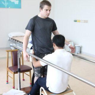 T3 Spinal Cord Injury Patient Steven - Epidural Stimulation