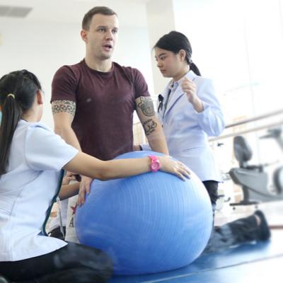 Epidural Stimulation Rehabilitation