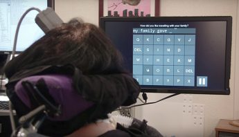 Brain-computer Interface Allows Fast, Accurate Typing