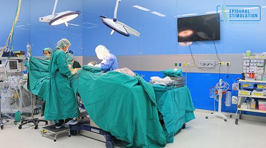 Gabi Razvan Iordache Epidural Stimulation Surgery