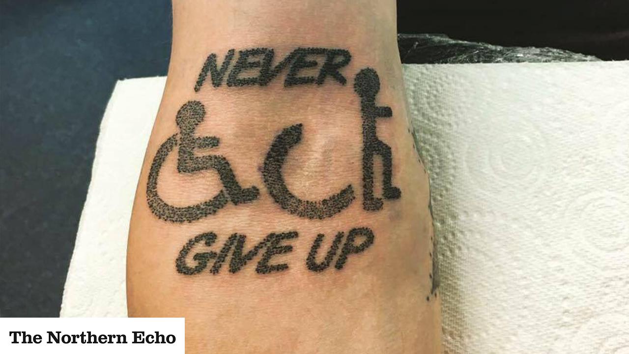 Andrew Bell Tattoo - Epidural Stimulation