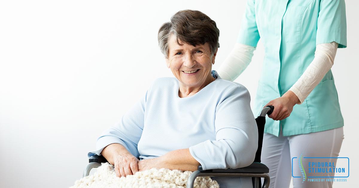 Epidural Spinal Cord Stimulation Restores Voluntary Movement - Epidural Stimulation