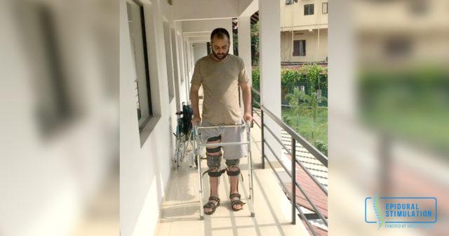 Help fund Achut's Epidural Stimulation - Epidural Stimulation Now