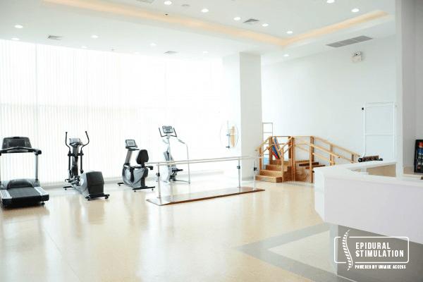 Rehabilitation Center - Epidural Stimulation