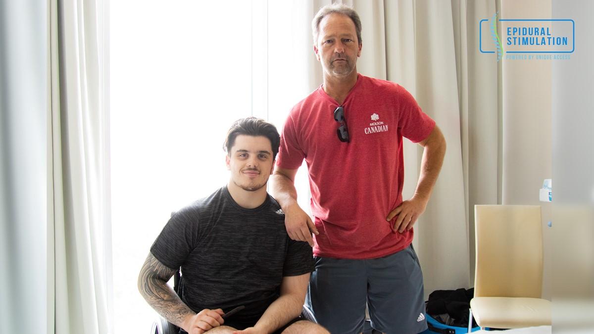 Ryan Straschnitzki's miracle treatment - Epidural Stimulation Now